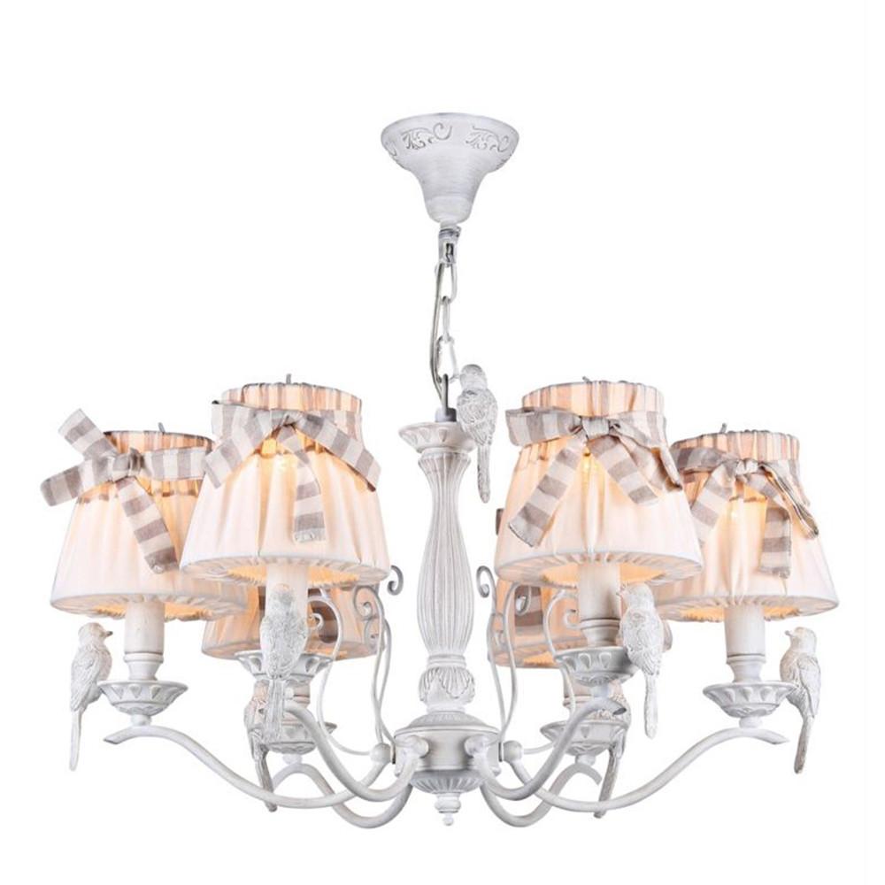 Светильник (Люстра) Maytoni Elegant 60 ARM013-06-WСветильник (Люстра) Maytoni Elegant 60 ARM013-06-W<br>