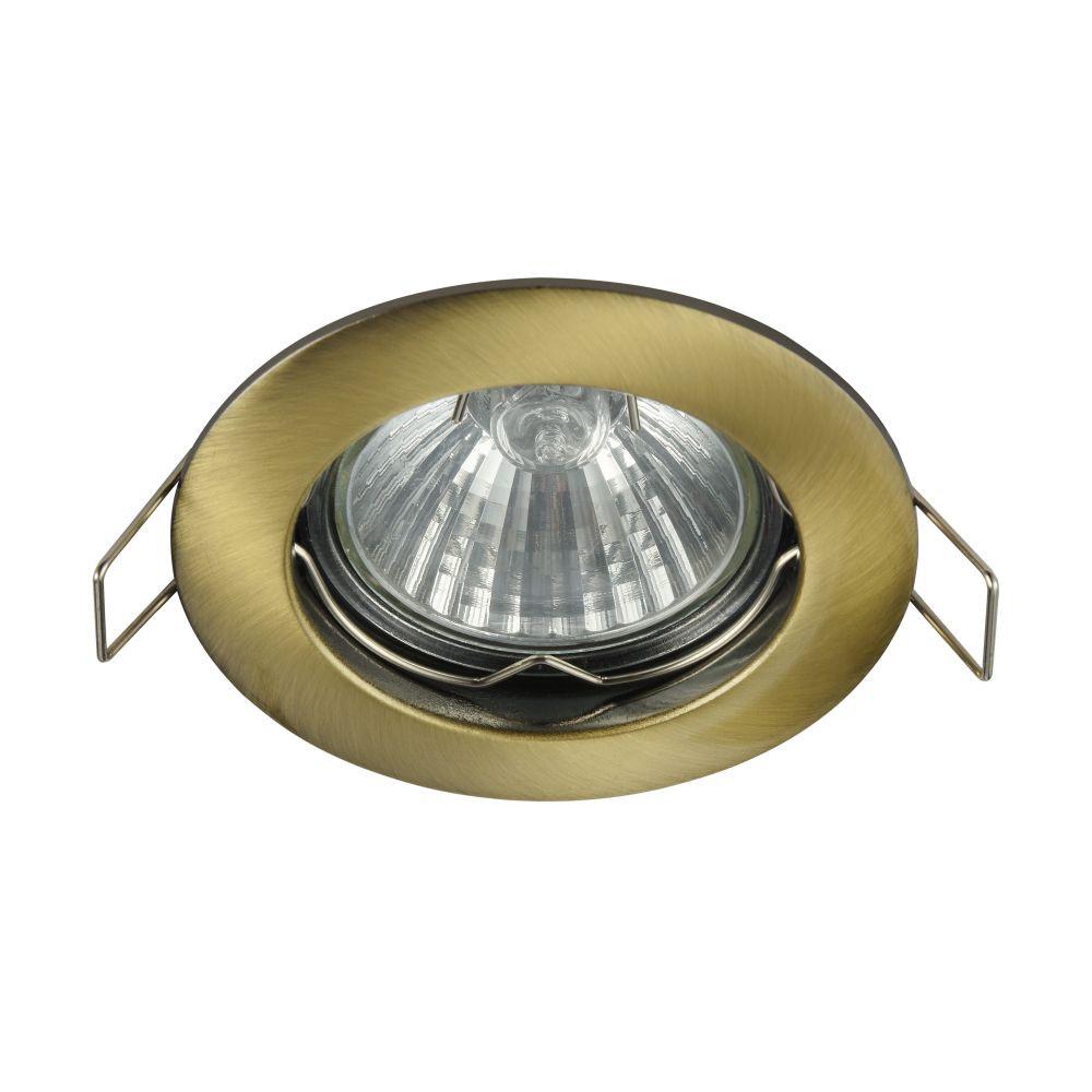 Точечный светильник Maytoni Maytoni Metal DL009-2-01-BZ от svetilnik-online