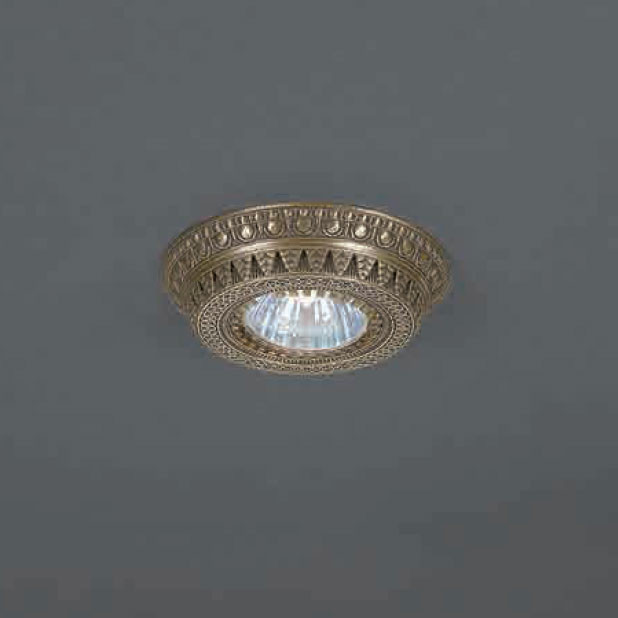 Точечный светильник Reccagni Angelo Reccagni Angelo SPOT 1097 Bronzo от svetilnik-online