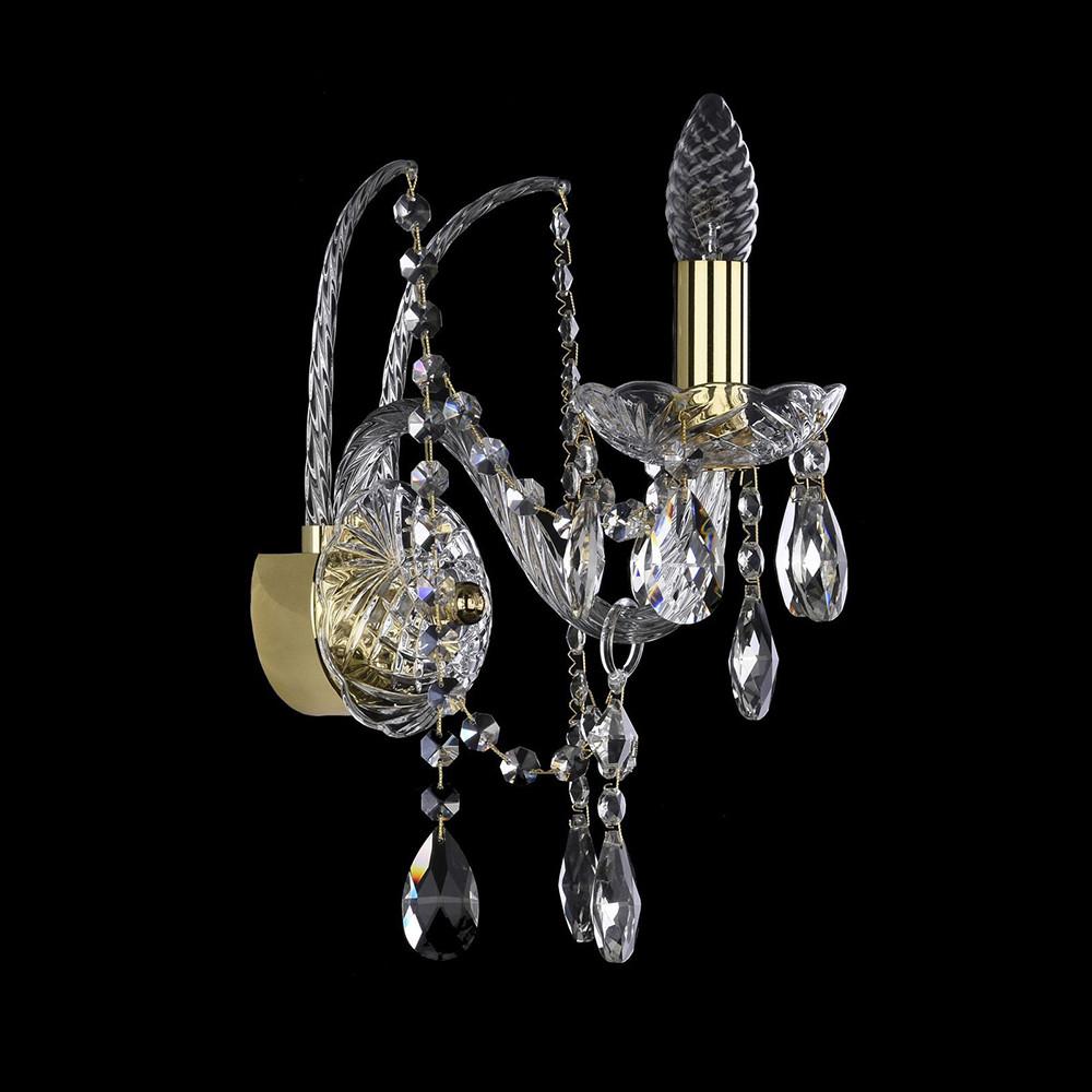 Светильник Bohemia Ivele Crystal Bohemia Ivele Crystal 1411B/1/160/G от svetilnik-online