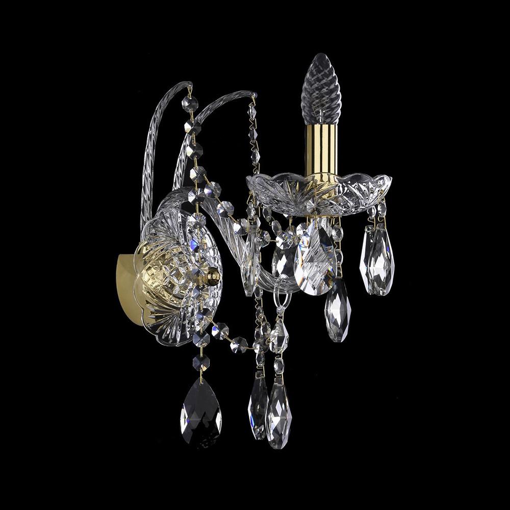 Светильник Bohemia Ivele Crystal Bohemia Ivele Crystal 1411B/1/160/XL/G от svetilnik-online