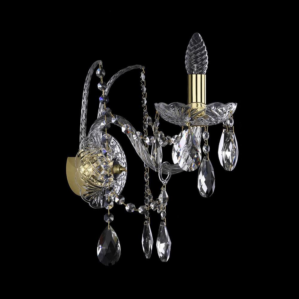 Светильник Bohemia Ivele Crystal Bohemia Ivele Crystal 1411B/1/195/XL/G от svetilnik-online