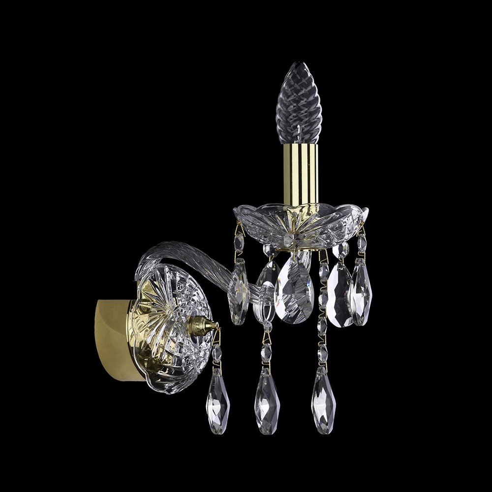 Светильник Bohemia Ivele Crystal Bohemia Ivele Crystal 1413B/1/141/G от svetilnik-online
