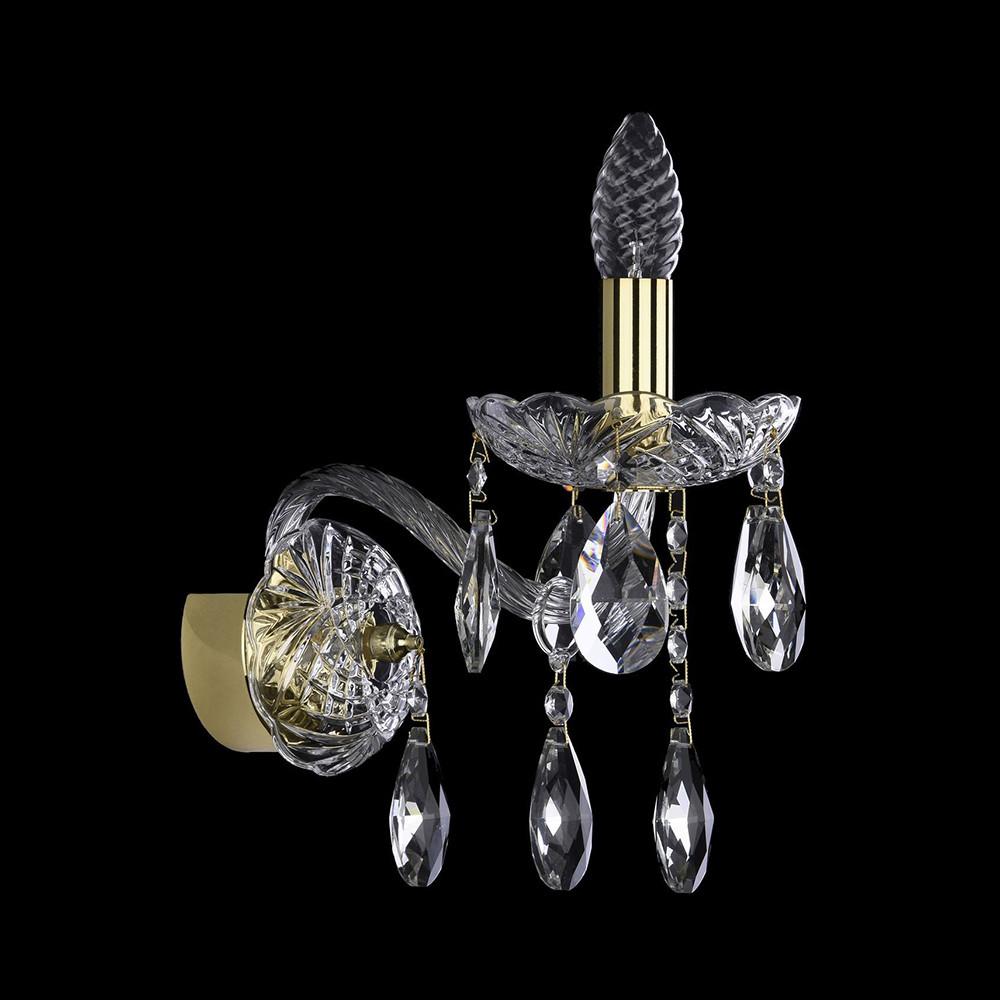 Светильник Bohemia Ivele Crystal Bohemia Ivele Crystal 1413B/1/165/XL/G от svetilnik-online