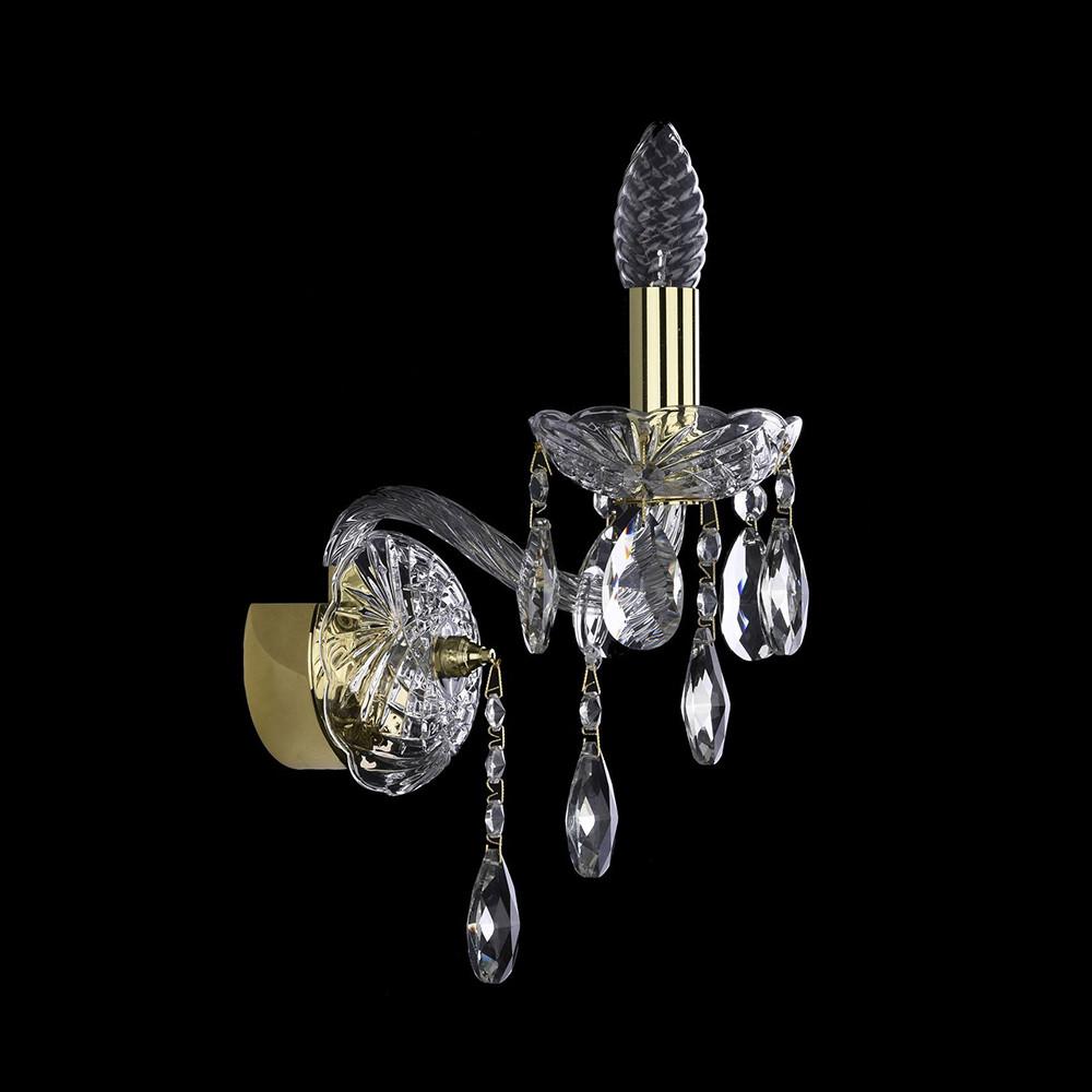 Светильник Bohemia Ivele Crystal Bohemia Ivele Crystal 1415B/1/141/G от svetilnik-online
