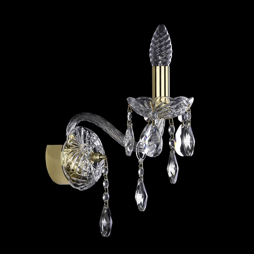 Светильник Bohemia Ivele Crystal Bohemia Ivele Crystal 1415B/1/165/G от svetilnik-online