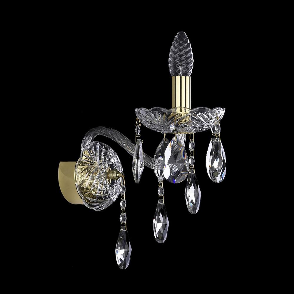 Светильник Bohemia Ivele Crystal Bohemia Ivele Crystal 1415B/1/165/XL/G от svetilnik-online