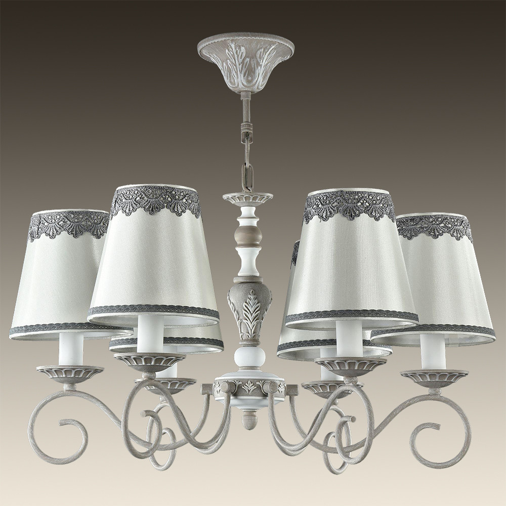 Купить Светильник (Люстра) Maytoni Bouquet ARM023-06-S