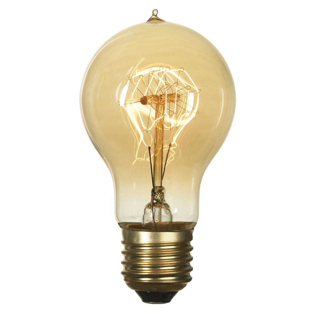 Лампочка Lussole Ретролампа накаливания Lussole E27 60W GF-E-719 от svetilnik-online