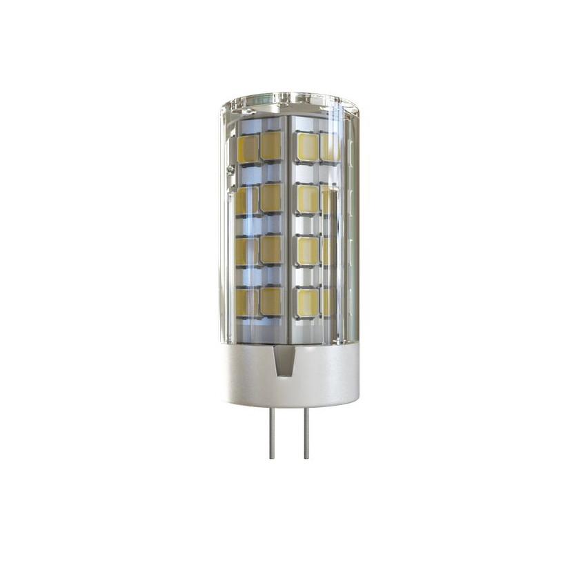 Купить Светодиодная лампа Voltega 220V G4 5W (соответствует 50 Вт) 420Lm 2800K (теплый белый) 7032
