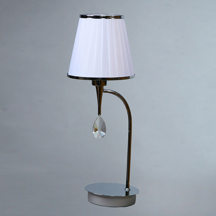 Настольная лампа Brizzi Brizzi MA 01625T/001 Chrome от svetilnik-online