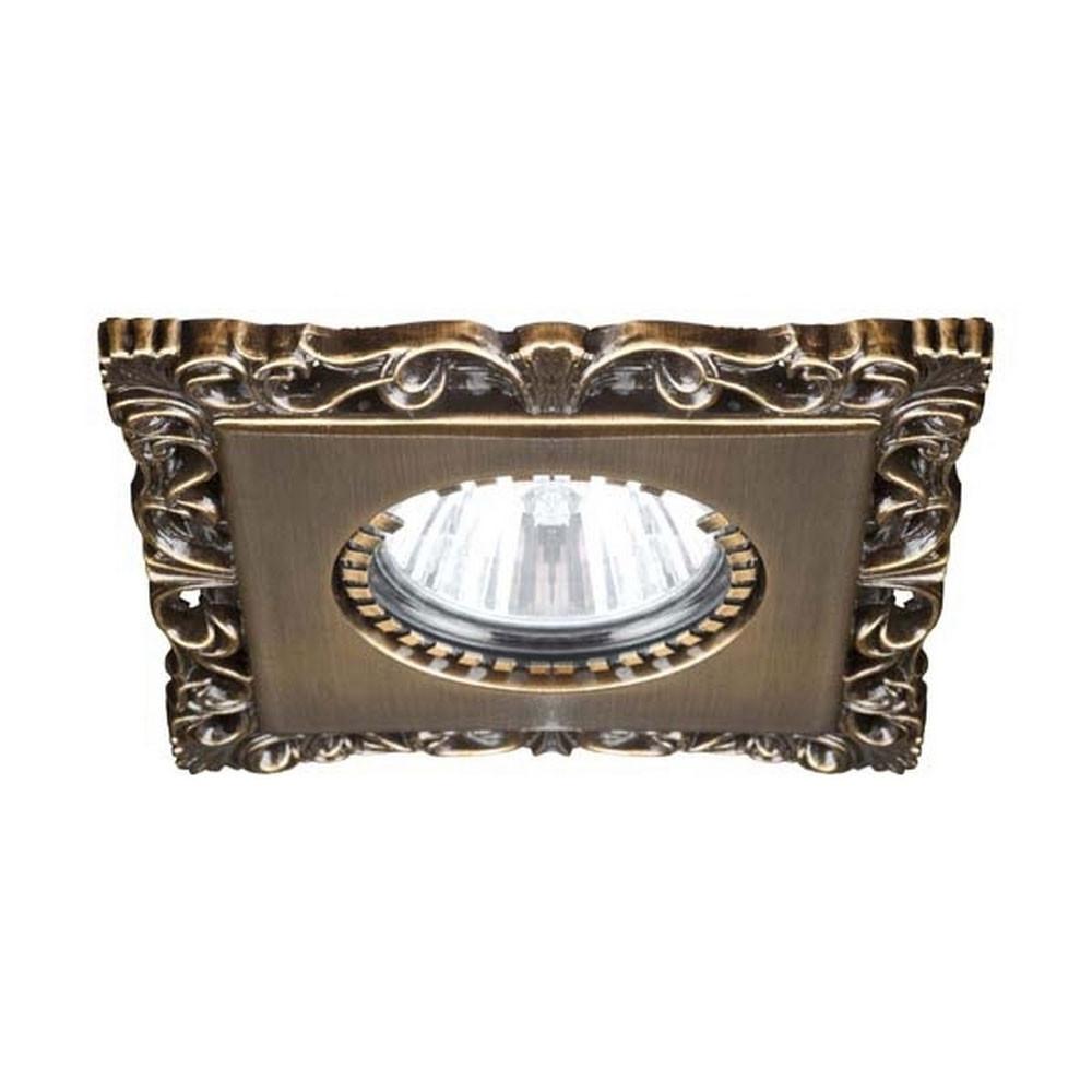 Точечный светильник Donolux Donolux N1563-Light bronze от svetilnik-online