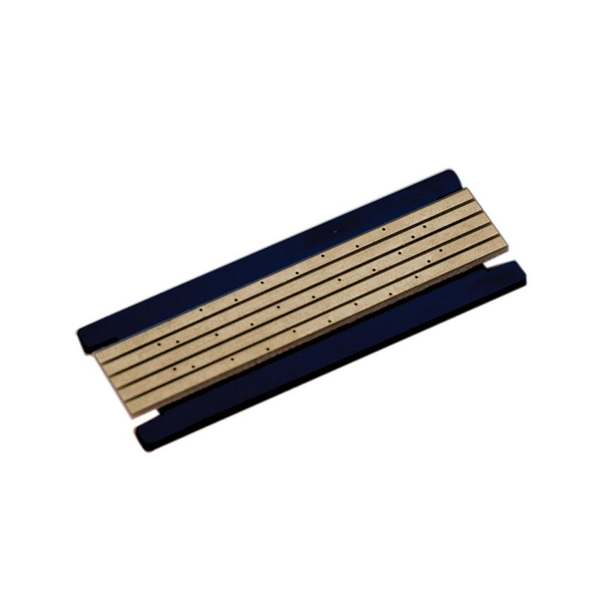 Купить Декоративная плата для магнитного шинопровода Donolux Short Plate DLM/X Black