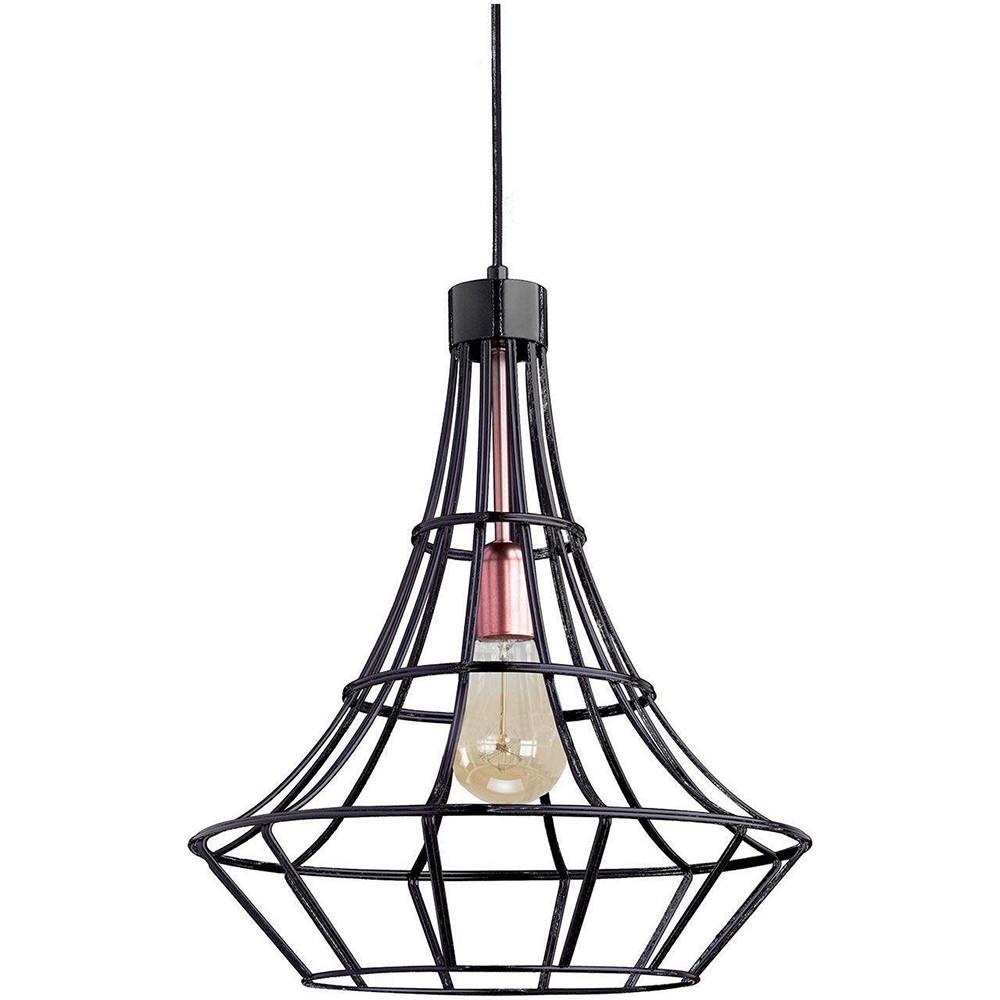 Купить Светильник (Люстра) Spot Light Riana Black 1030194