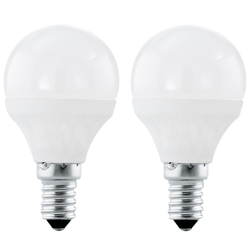 Купить Светодиодная лампа Eglo P45 E14 4W (соответствует 40W) 320Lm 3000K (теплый белый) 10775