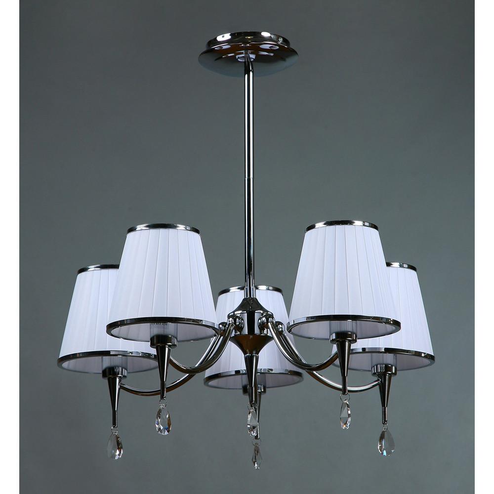 Люстра Brizzi Brizzi MA 01625 CA 005 Chrome от svetilnik-online