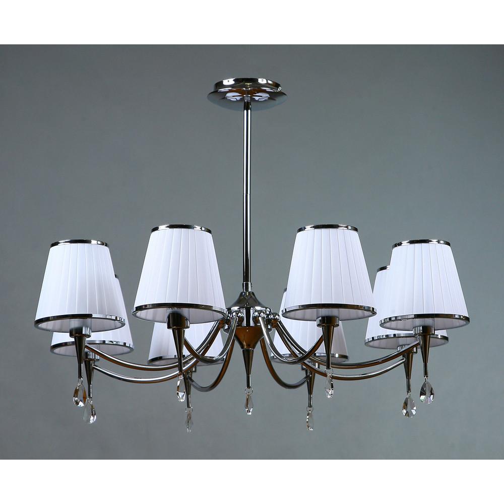Люстра Brizzi Brizzi MA 01625 CA 008 Chrome от svetilnik-online
