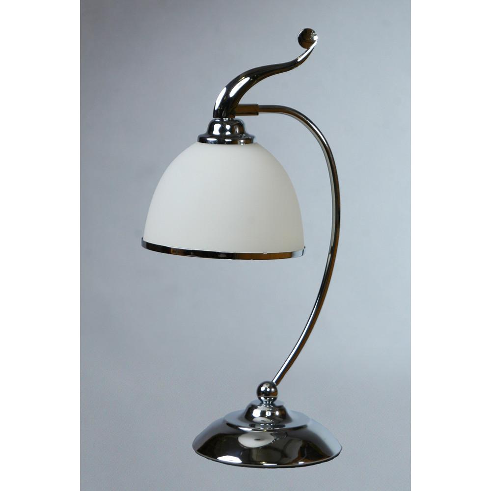 Настольная лампа Brizzi Brizzi MA 02401T/001 Chrome от svetilnik-online