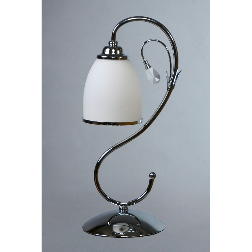 Настольная лампа Brizzi Brizzi MA 02640T/001 Chrome от svetilnik-online