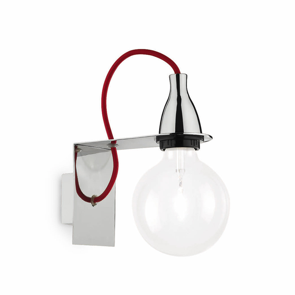 Купить Бра Ideal Lux Minimal AP1 CROMO