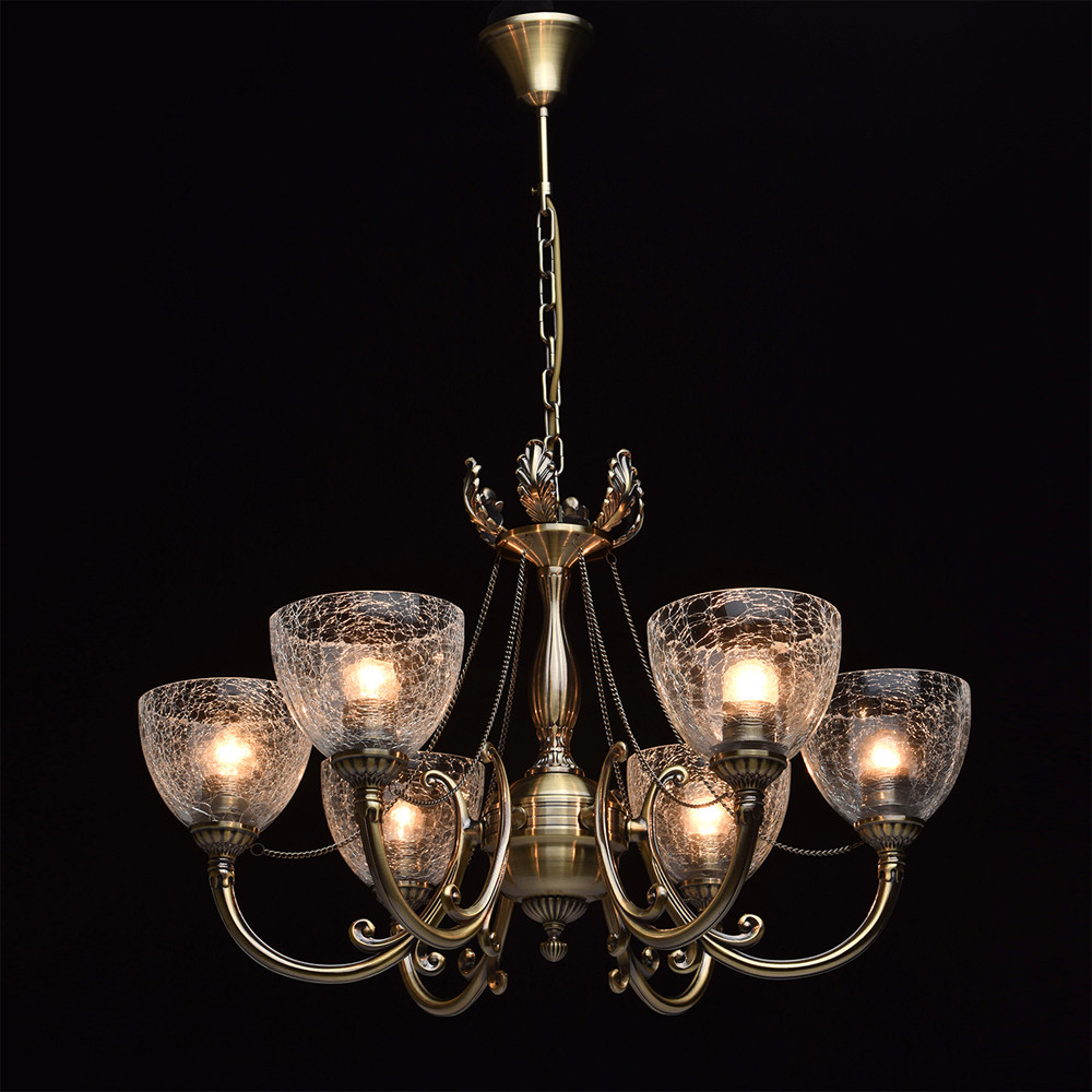 Купить Светильник (Люстра) MW-Light Аманда 481011506