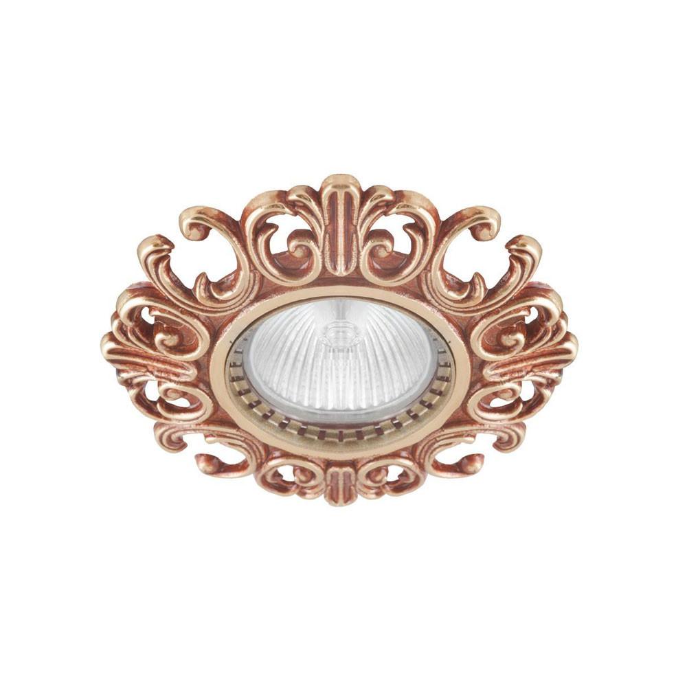 Светильник точечный Donolux N1554-French GoldСветильник точечный Donolux N1554-French Gold<br>