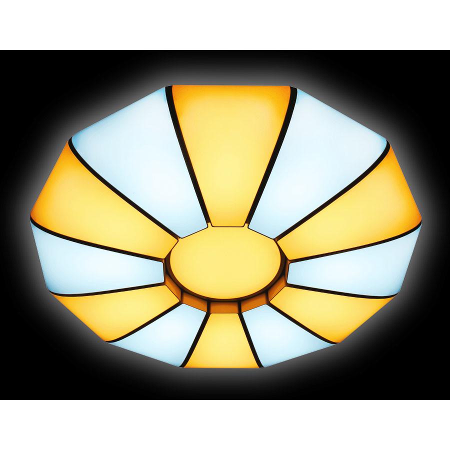 Купить Светильник потолочный Ambrella Orbital Parus FP2312 WH 210W D740