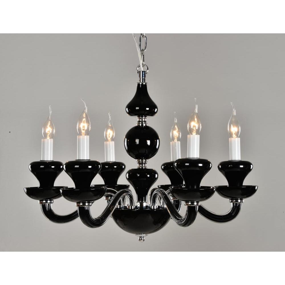 Люстра Newport Newport 1900 1906/S black от svetilnik-online