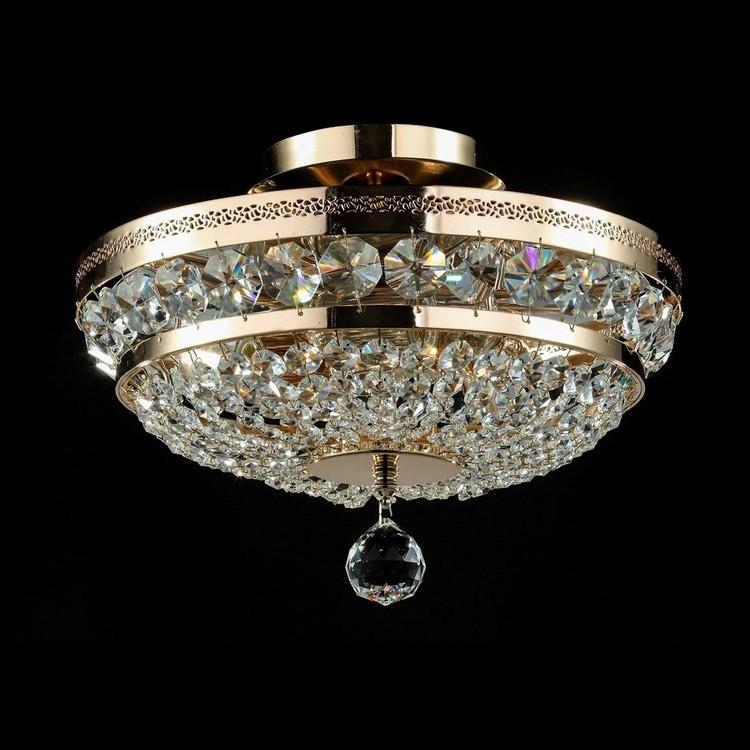Светильник потолочный Maytoni Diamant 4 P700-PT35-GСветильник потолочный Maytoni Diamant 4 P700-PT35-G<br>