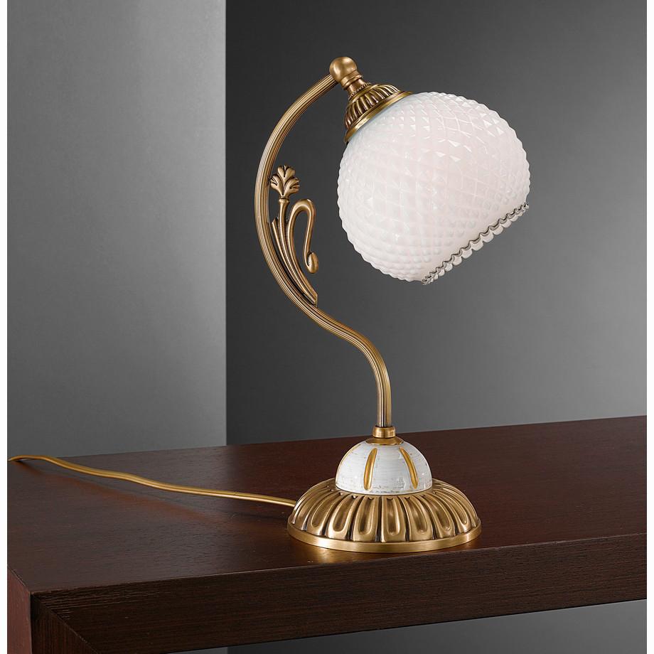 Лампа настольная Reccagni Angelo P 8605 PЛампа настольная Reccagni Angelo P 8605 P<br>