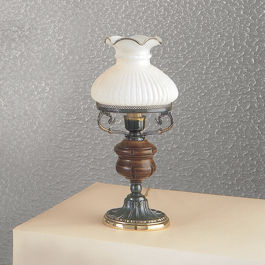 Лампа настольная Reccagni Angelo P 2810 MЛампа настольная Reccagni Angelo P 2810 M<br>