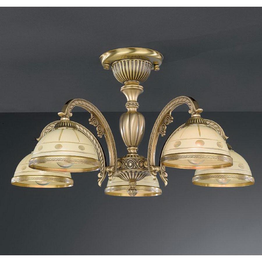 Светильник потолочный Reccagni Angelo PL 7024/5Светильник потолочный Reccagni Angelo PL 7024/5<br>