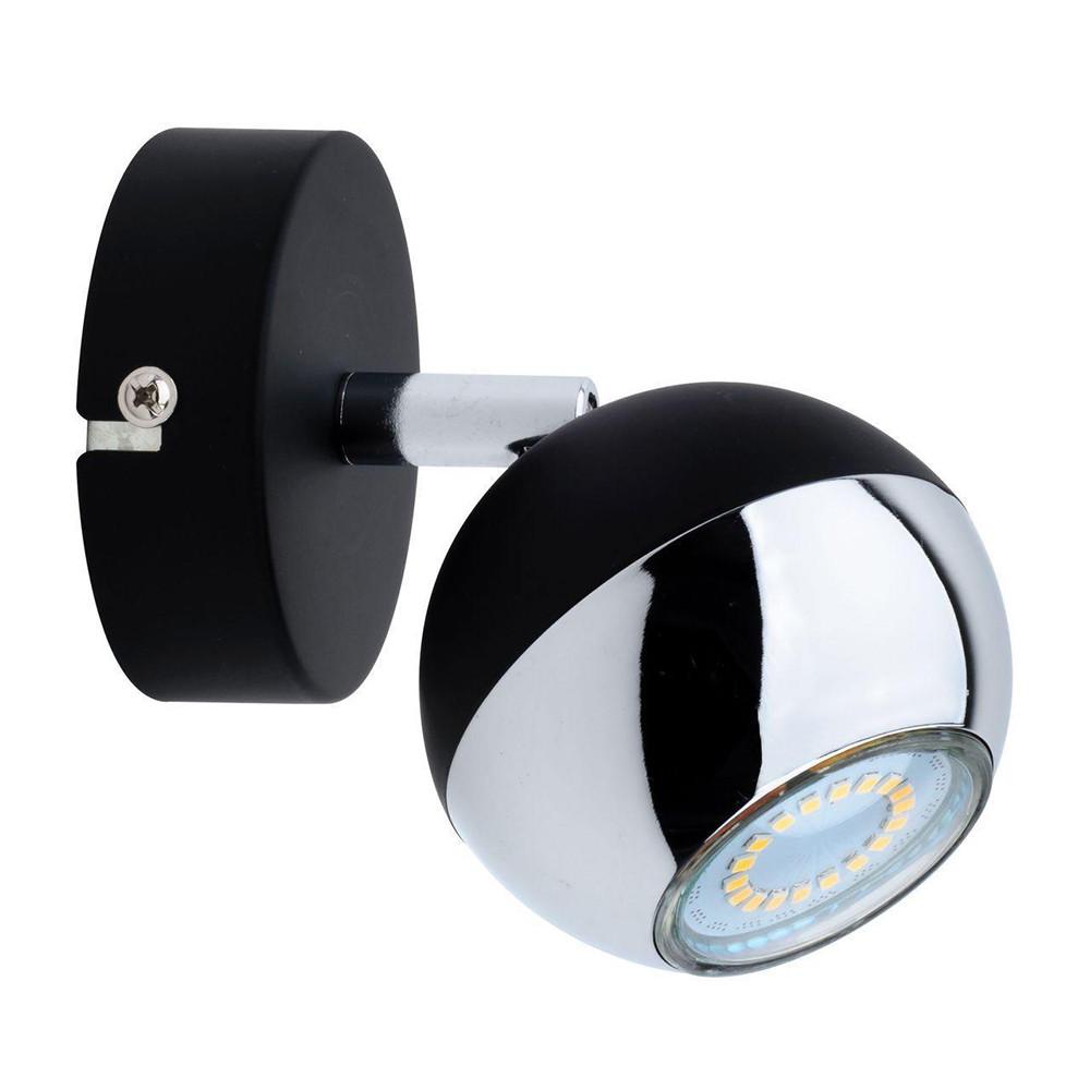 Светильник Spot Light Spot Light Bianca Black 2512104 от svetilnik-online