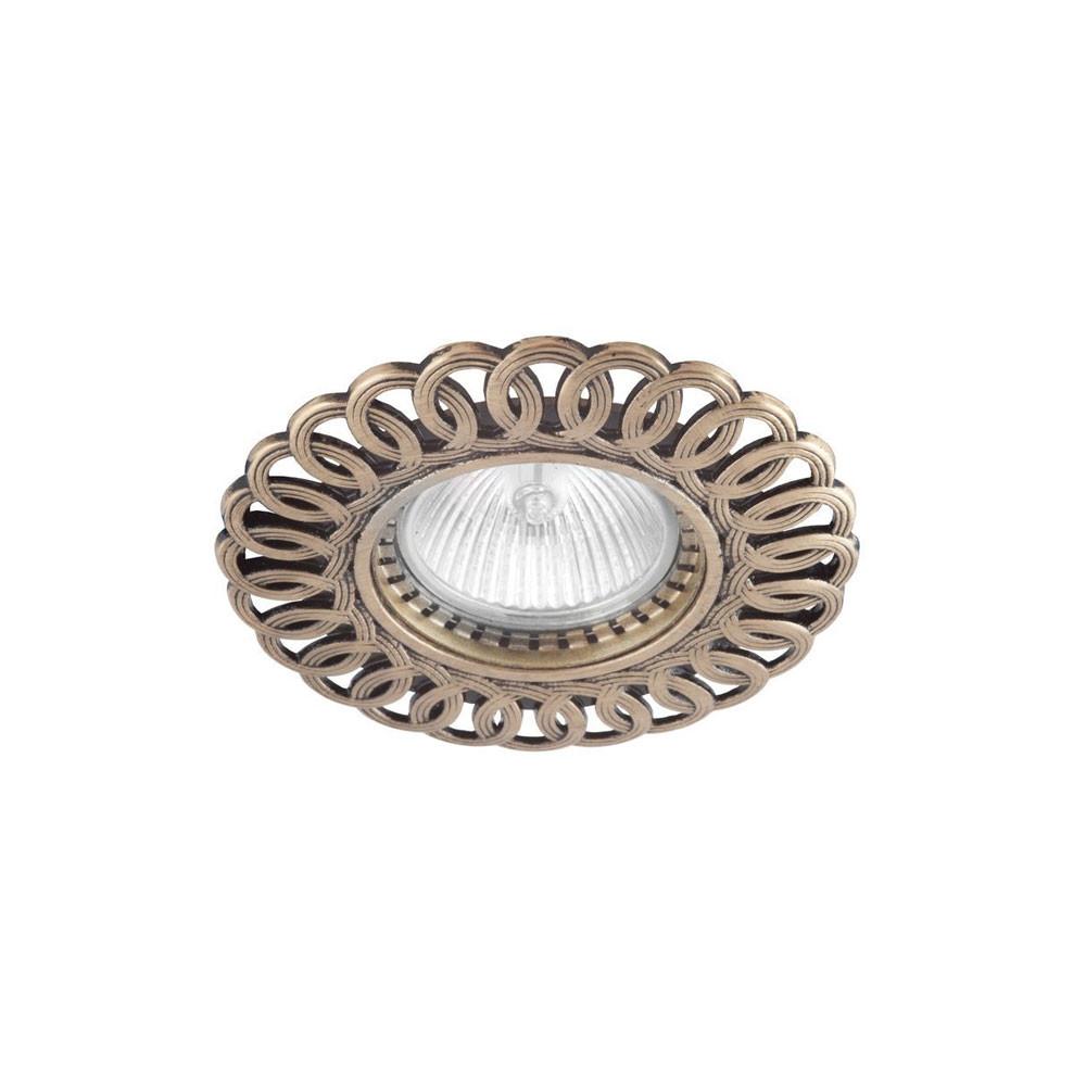Купить Светильник точечный Donolux N1555-Old Gold
