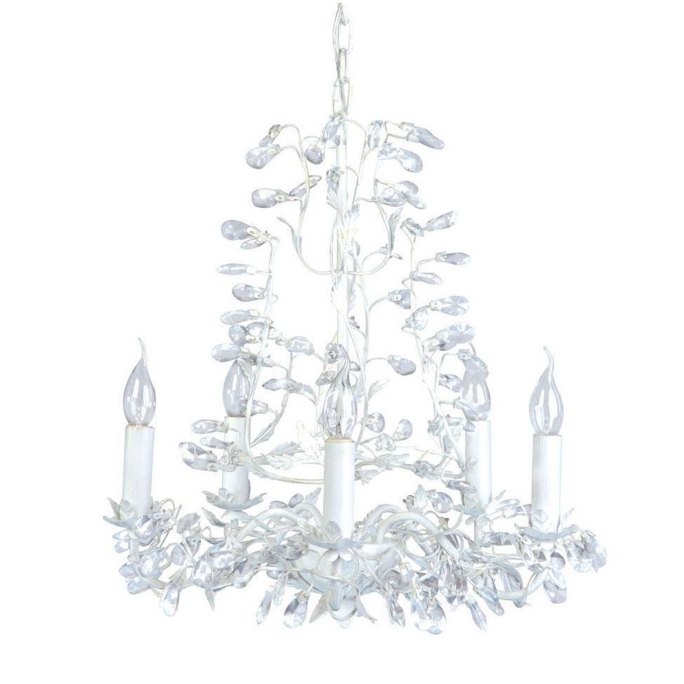 Люстра Spot Light Spot Light Buquet White 5000502 от svetilnik-online