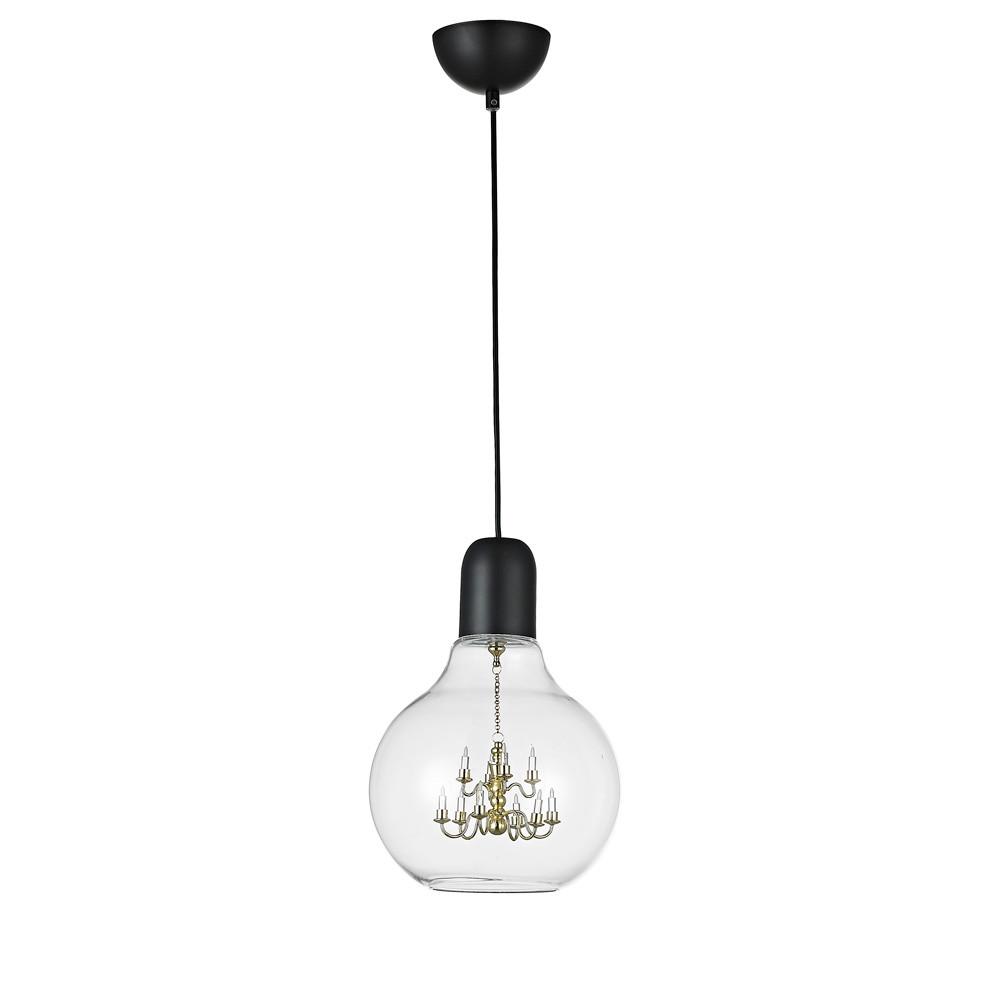 Купить Светильник (Люстра) Donolux S111008/1black