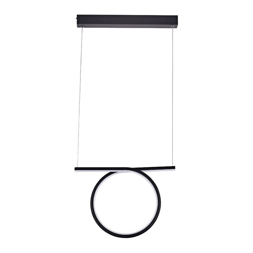 Купить Светильник (Люстра) Donolux S111024/1 20W Black