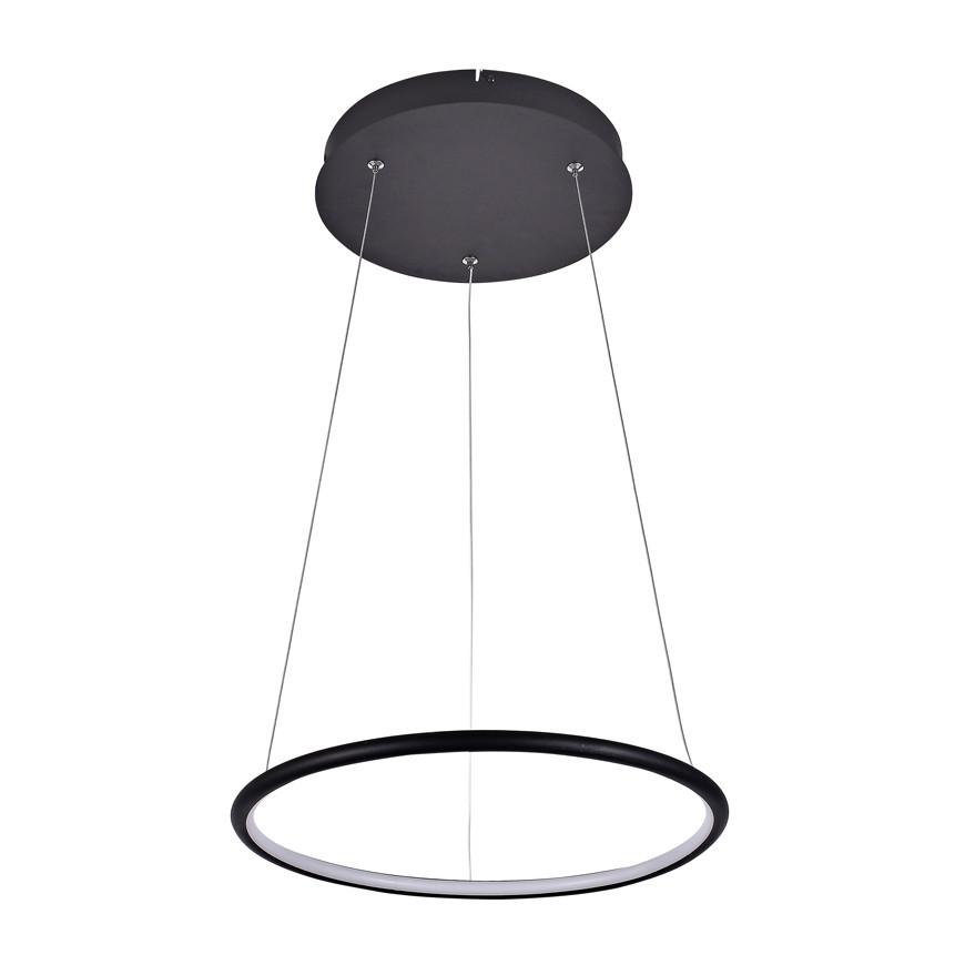 Купить Светильник (Люстра) Donolux S111024/1R 24W Black In