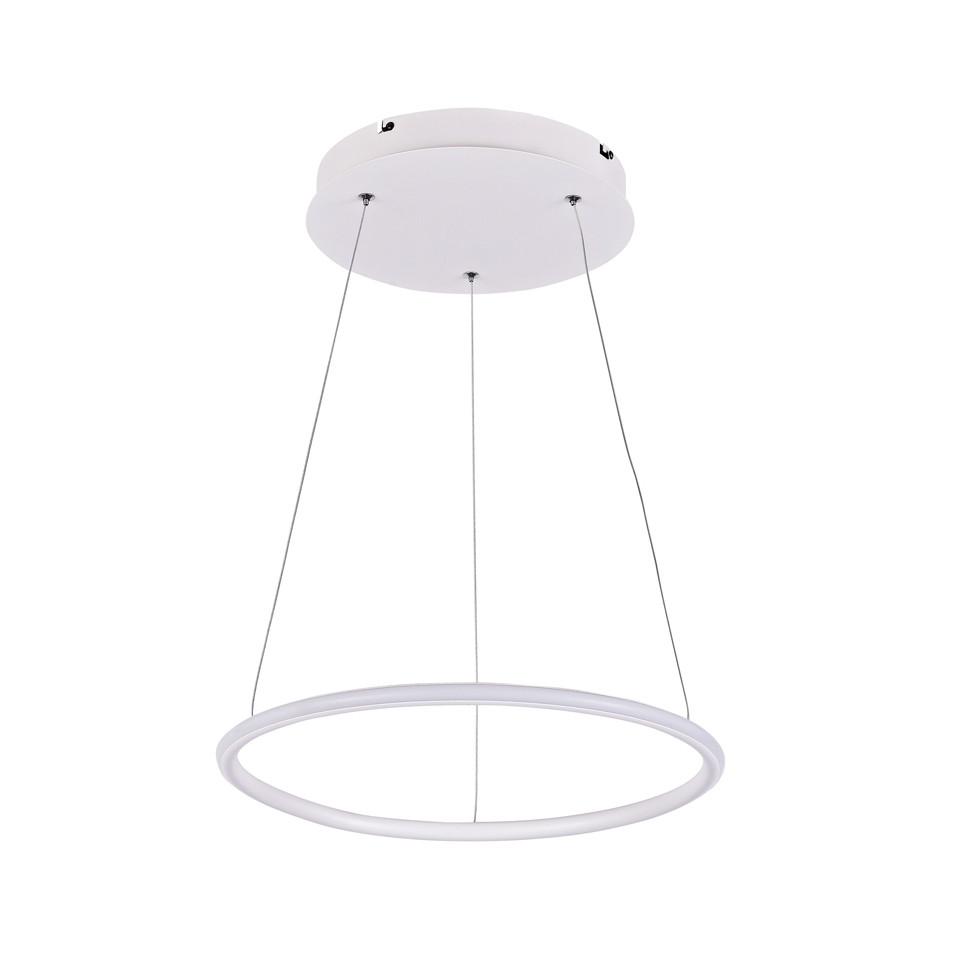 Купить Светильник (Люстра) Donolux S111024/1R 24W White Out