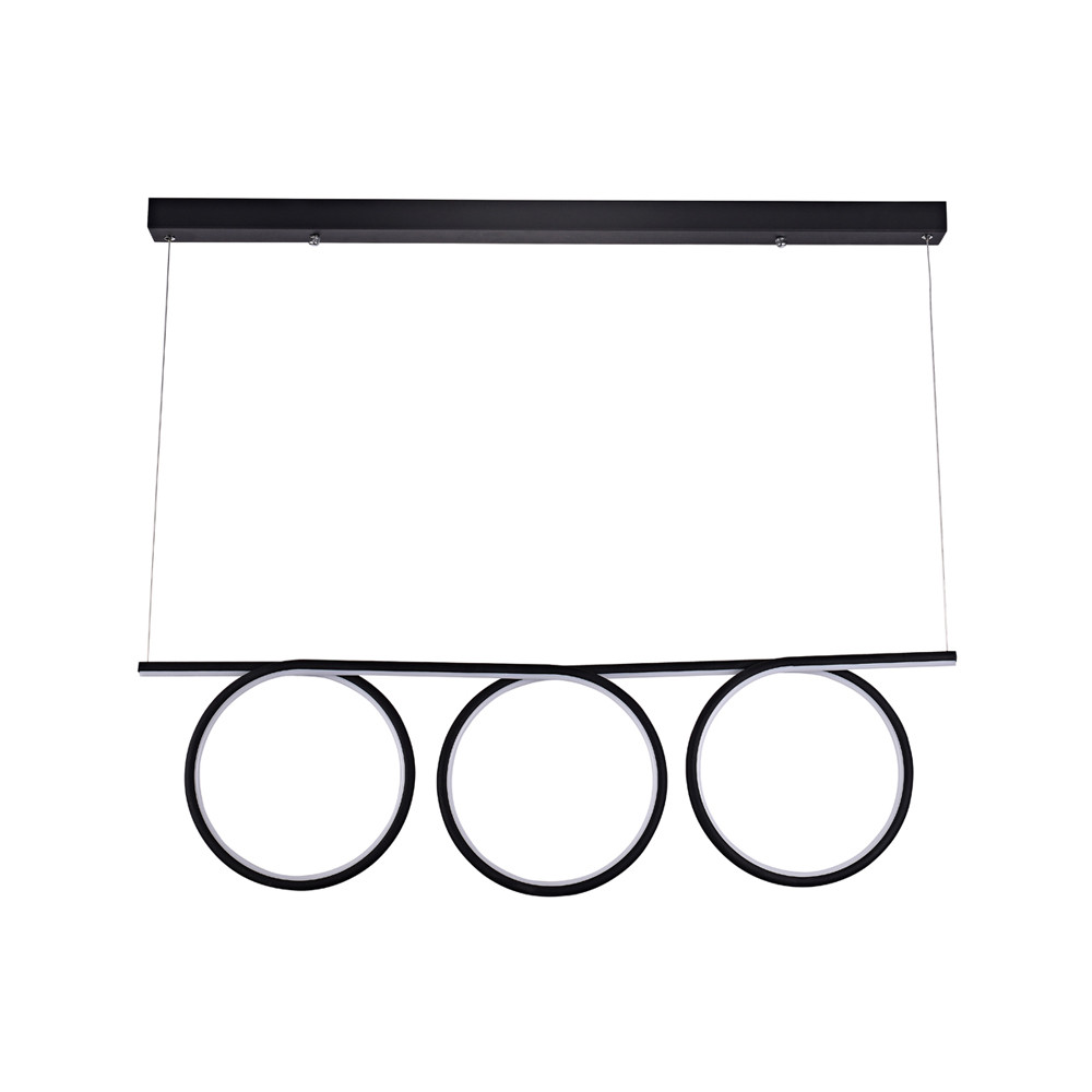 Купить Светильник (Люстра) Donolux S111024/3 70W Black
