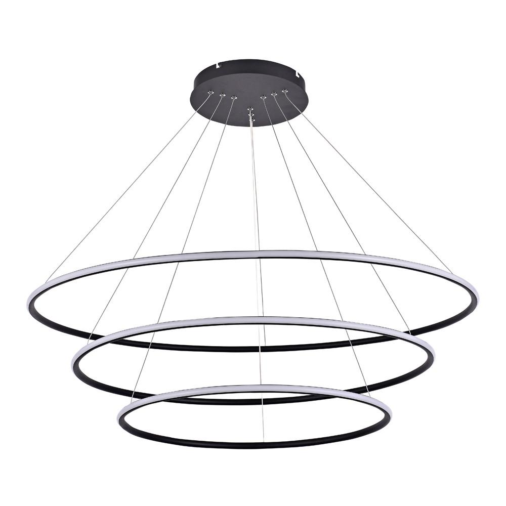 Купить Светильник (Люстра) Donolux S111024/3R 144W Black Out
