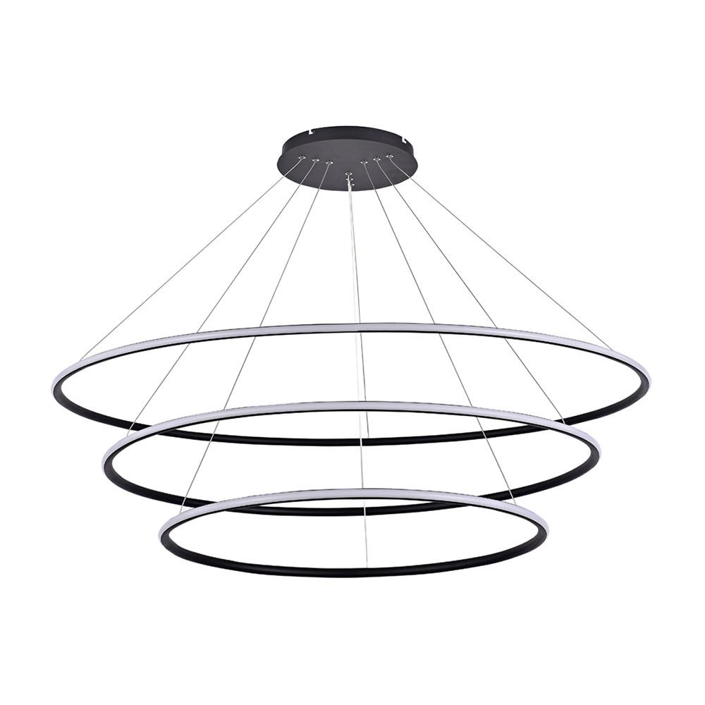 Купить Светильник (Люстра) Donolux S111024/3R 180W Black Out