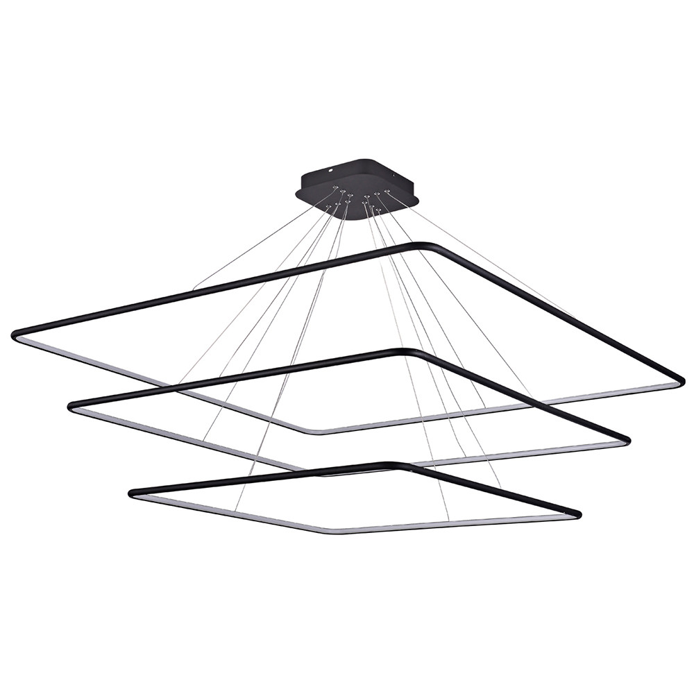 Купить Светильник (Люстра) Donolux S111024/3SQ 180W Black In