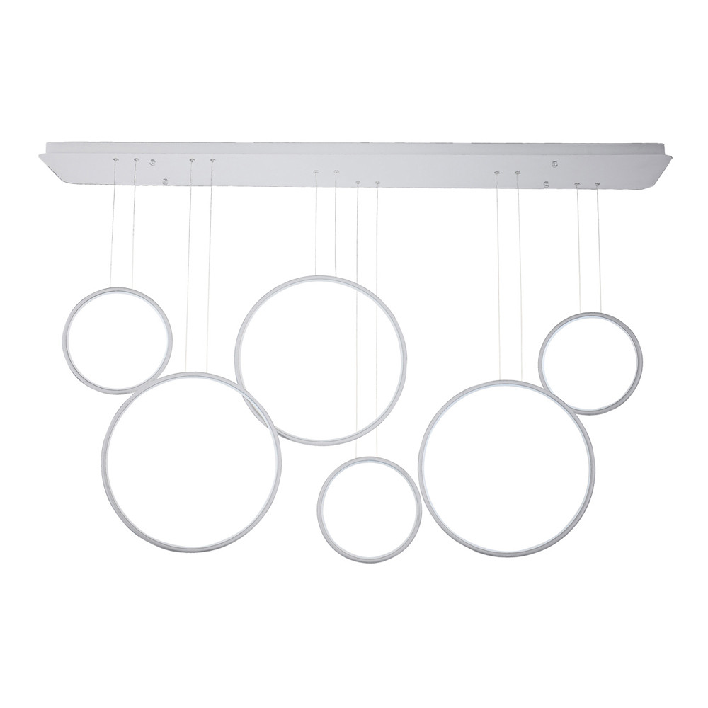 Купить Светильник (Люстра) Donolux S111024/6 180W White