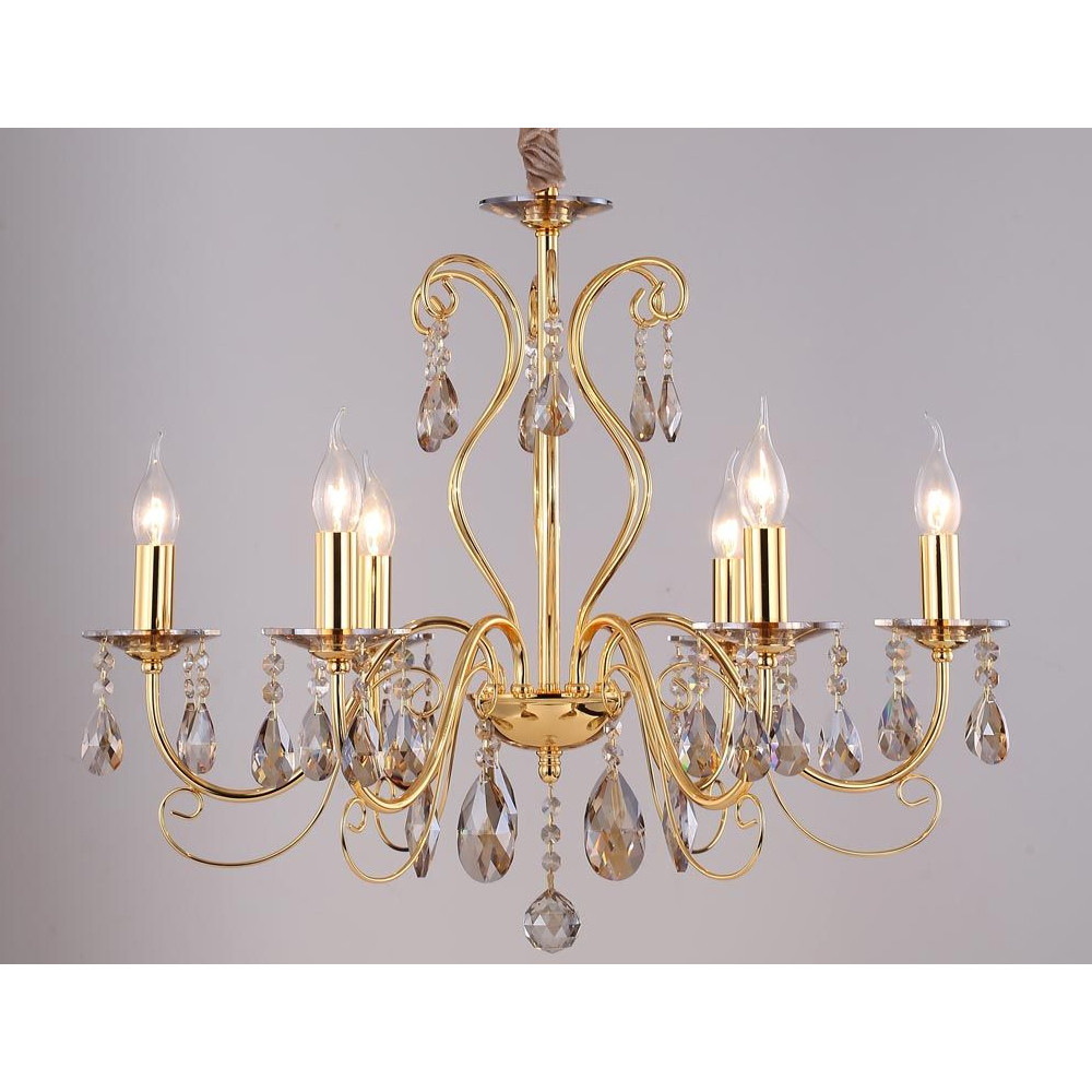 Люстра Newport Newport 10800 10806/S gold от svetilnik-online