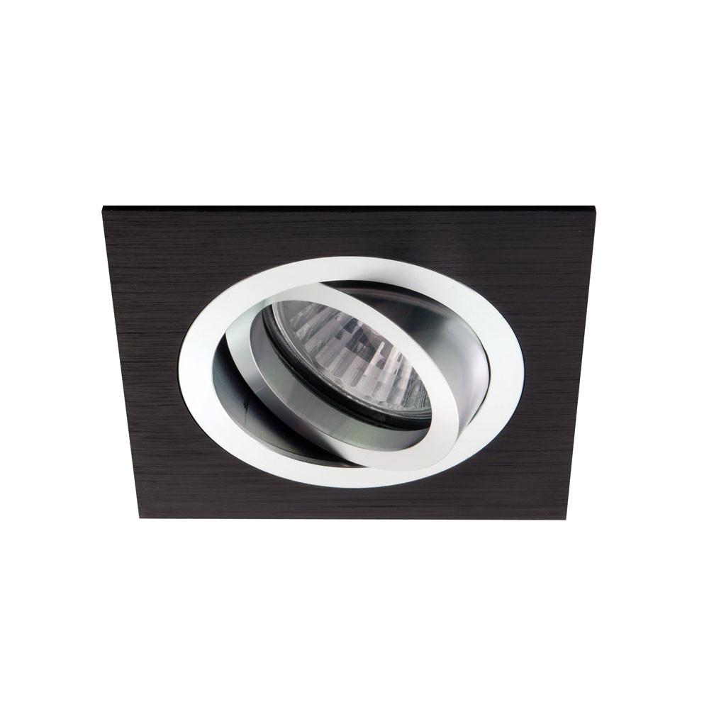 Светильник точечный Donolux SA1520-Alu/BlackСветильник точечный Donolux SA1520-Alu/Black<br>