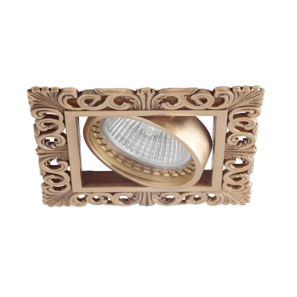 Купить Светильник точечный Donolux SA1563-French Gold