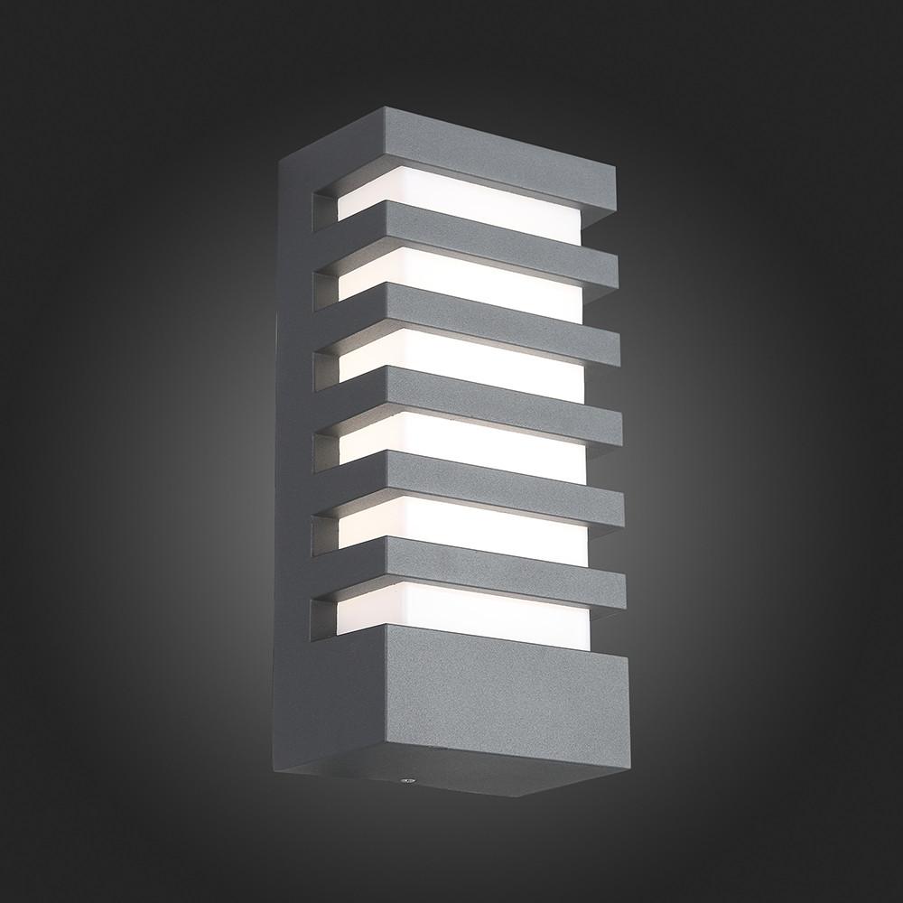 Купить Уличный настенный светильник St-Luce Vettore SL091.711.01
