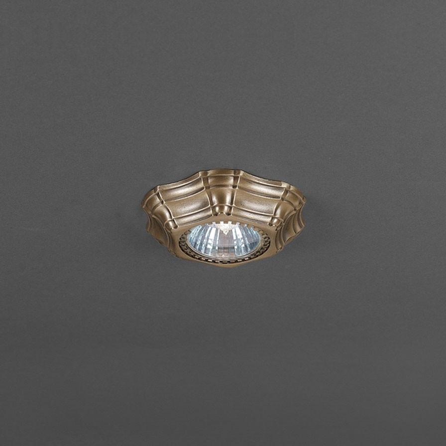 Точечный светильник Reccagni Angelo Reccagni Angelo SPOT 1096 Bronzo от svetilnik-online