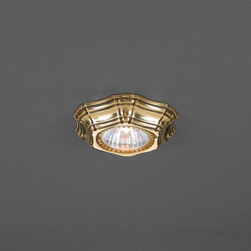 Точечный светильник Reccagni Angelo Reccagni Angelo SPOT 1096 Oro от svetilnik-online